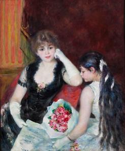 """""""En el concierto"""" Auguste Renoir"""