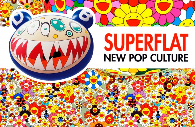 Superflat. New pop culture
