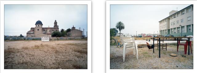 XIQI YUWANG Nazaret, barrios marítimos 2010-2011 Serie de  fotografías Fotografía analógica en color 50 x 60 cm
