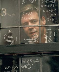 "Russell Crowe, ""A Beautiful Mind"""