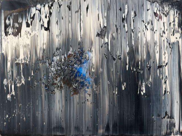 lienzo. 62 x 82 cm. © Galería Cordeiros. Art Madrid 2011