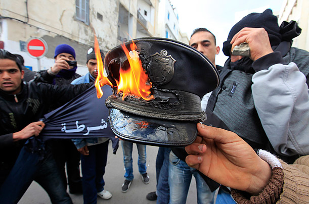 Zohra Bensemra (Reuters), Time