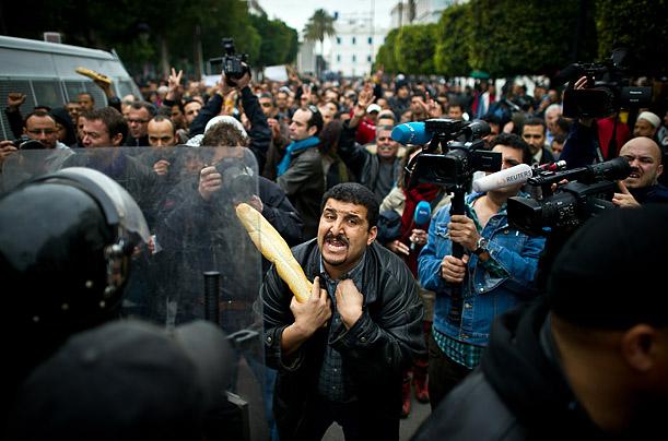 Zohra Bensemra (Reuters), revista Time