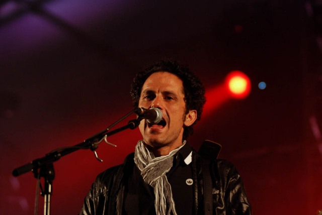 Jaime García Soriano de Sexy Sadie, FdN2011 (Foto: Miguel Cid)