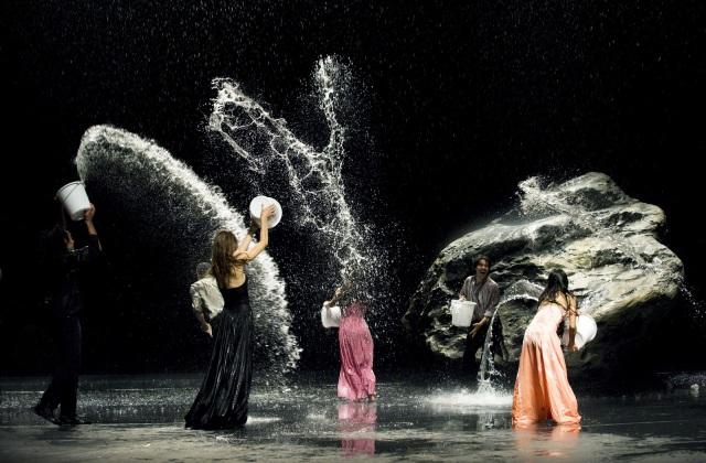 Wim Wenders rueda en 3D el film 'Pina'