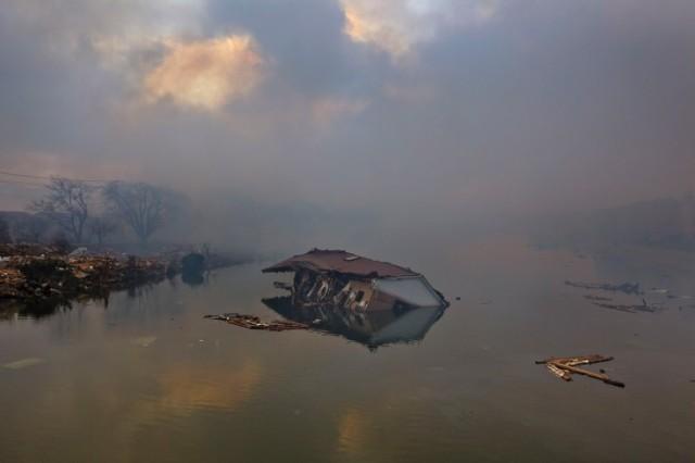 El Tsunami de Japón visto por James Nachtwey para TIME