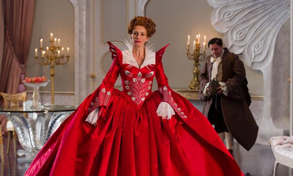 Julia Roberts en Blancanieves (Mirror, Mirror)